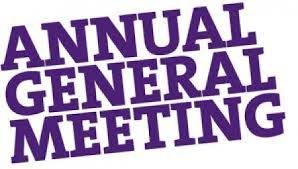 Annual General Meeting Date Set